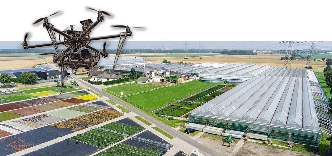 Landwirtschaft und Gärtnerei in NRW