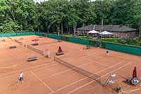 Tennis Sportanlage von Sportclub