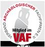 Mitglied im VAF - Verband der archäologischen Fachfirmen NRW e.V.