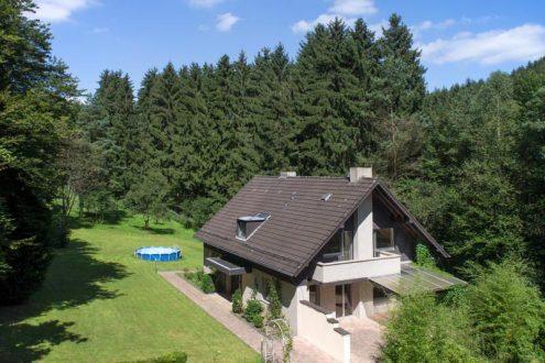 Eigenheim mit Garten im Bergischen Land für Makler