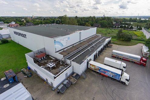 Tiefkühlkost, Logistik Unternehmen, Spedition in Castrop-Rauxel