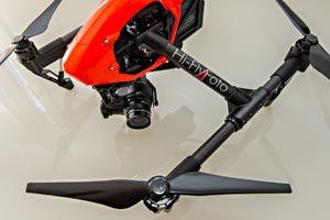 DJI Inspire 1 Pro Drohne mit X5 Kamera