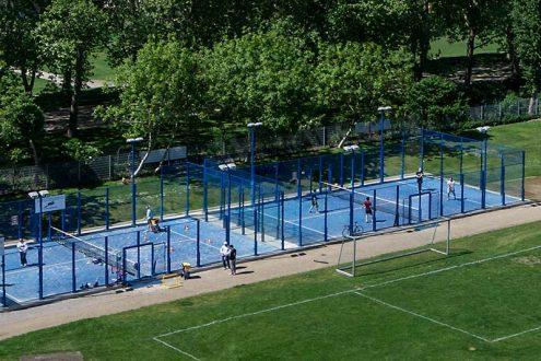 Tennis im Unisport in Köln